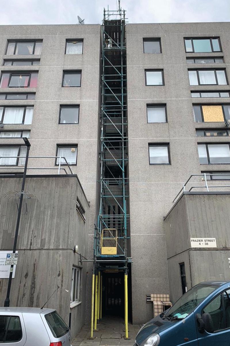 L&A Scaffolding Surrey London